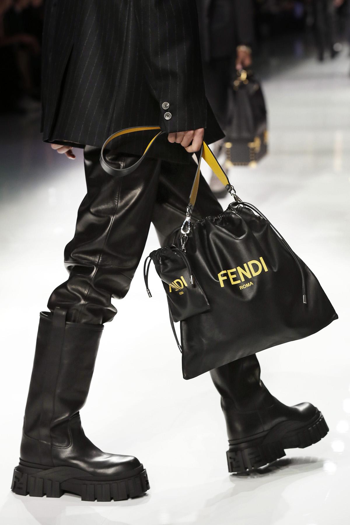 Fendi 2020 FW mens collection Handbags