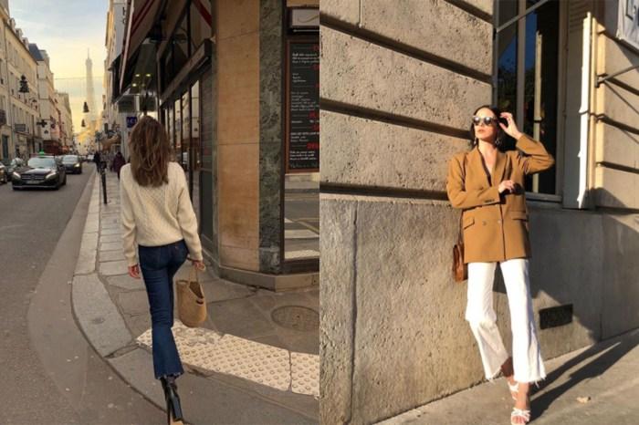 沒信心穿 Skinny Jeans?法式女生最愛的牛仔褲,修飾腿形又復古!