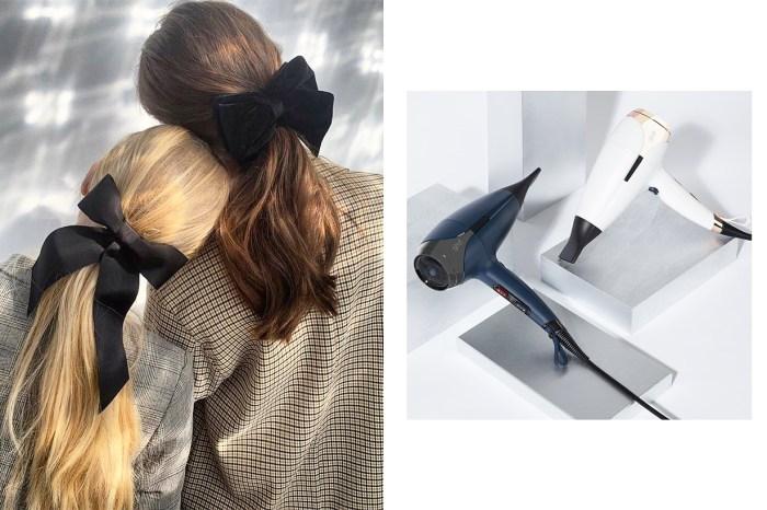 外國網絡掀起討論!ghd 這新款風筒可以讓你更快更靜打造捲曲豐盈髮型!