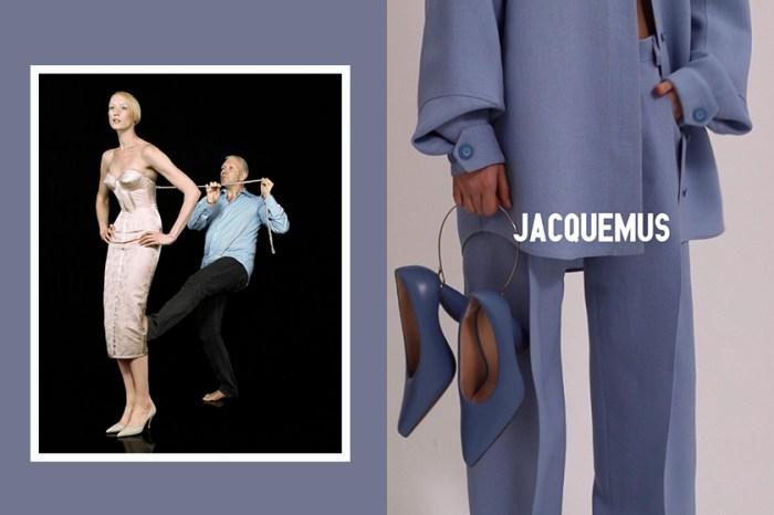 Jean-Paul Gaultier 在結束最後一場大秀後,個人品牌未來將給 Jacquemus 接手?
