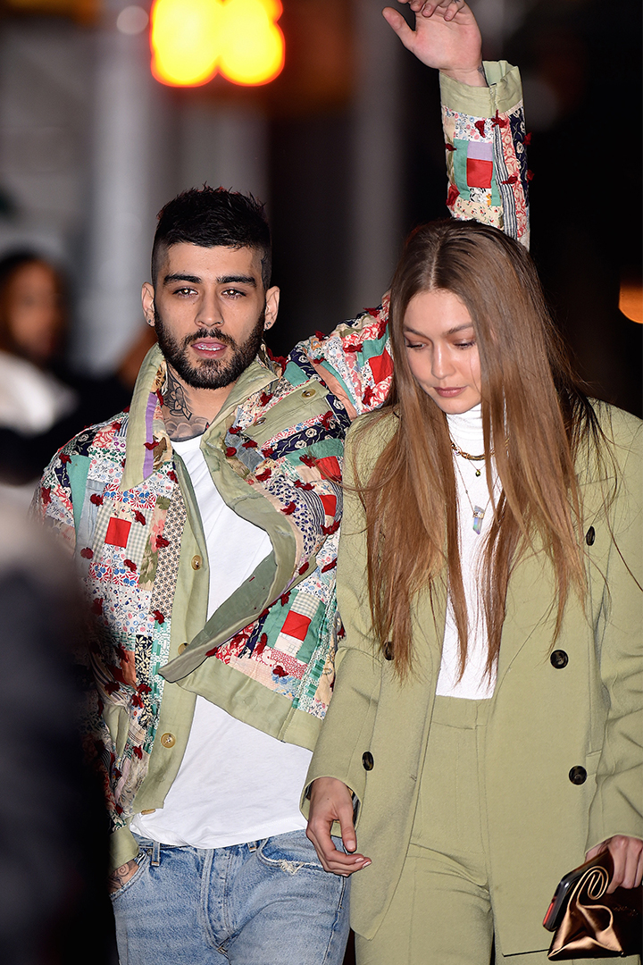 Gigi Hadid Date Night Outfit Idea