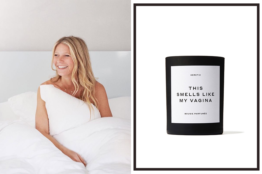 gwyneth paltrow goop candle This Smells Like My Vagina
