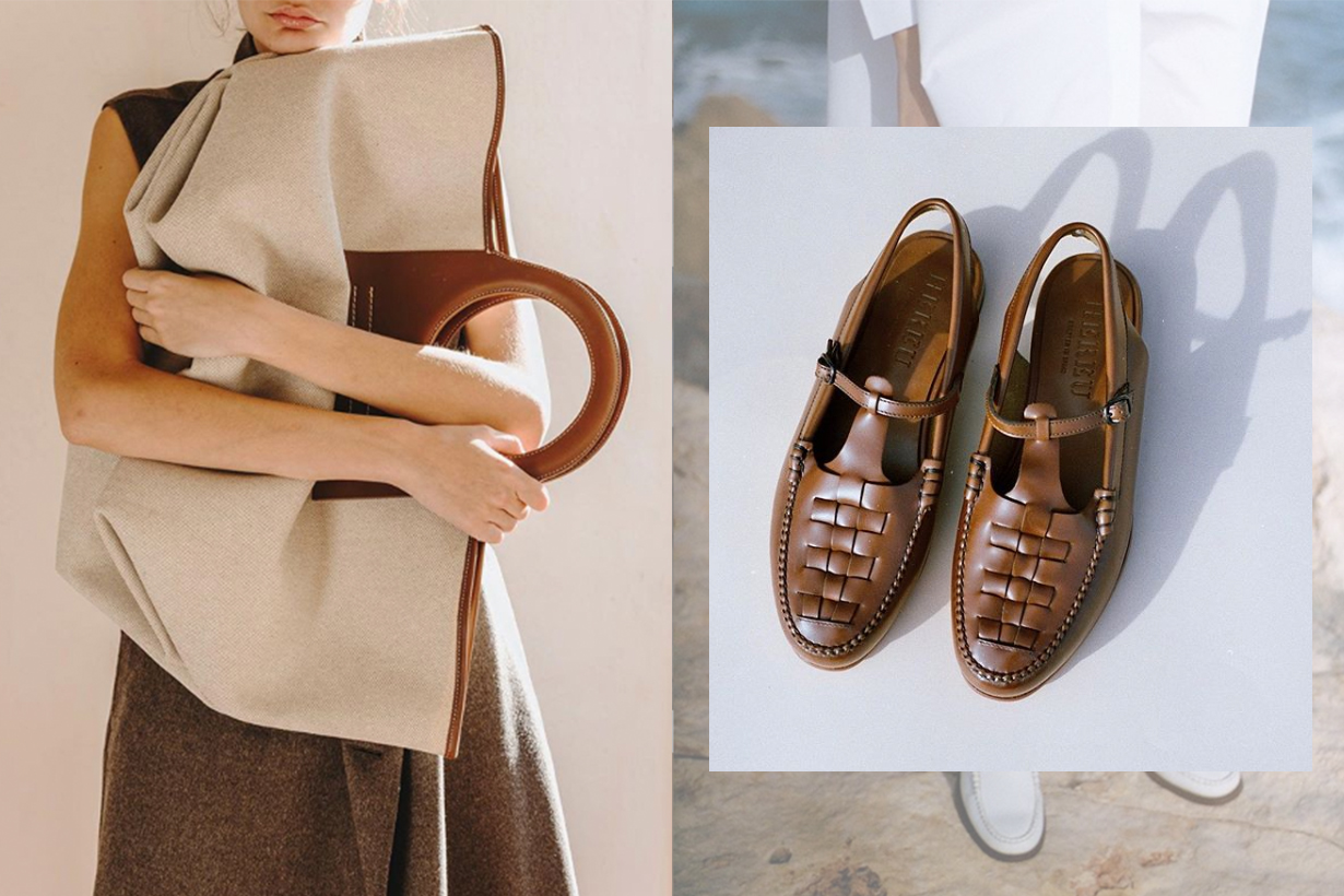 Indie Brand Hereu's Leather Shoes and Bags