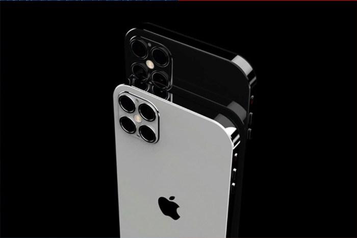質感回歸:iPhone 12 外型設計概念曝光,取消「瀏海」設計迎來真正大屏幕?