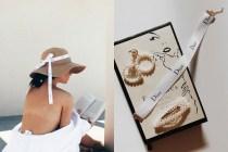 除了綁頭髮外,Chanel、Dior 等包裝絲帶還可以怎樣用?