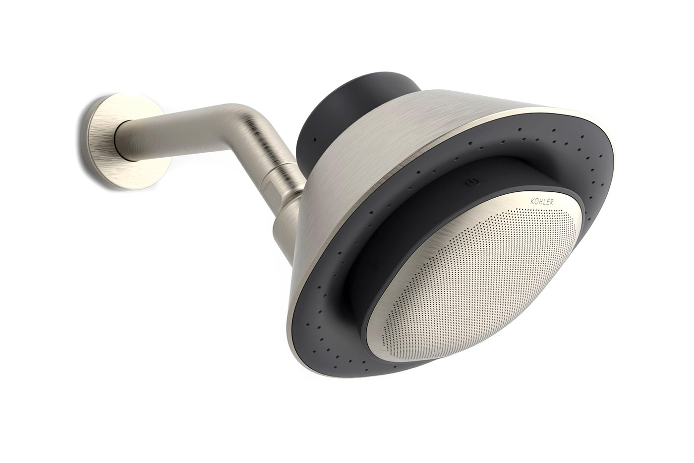 kohler moxie showerhead smart speaker