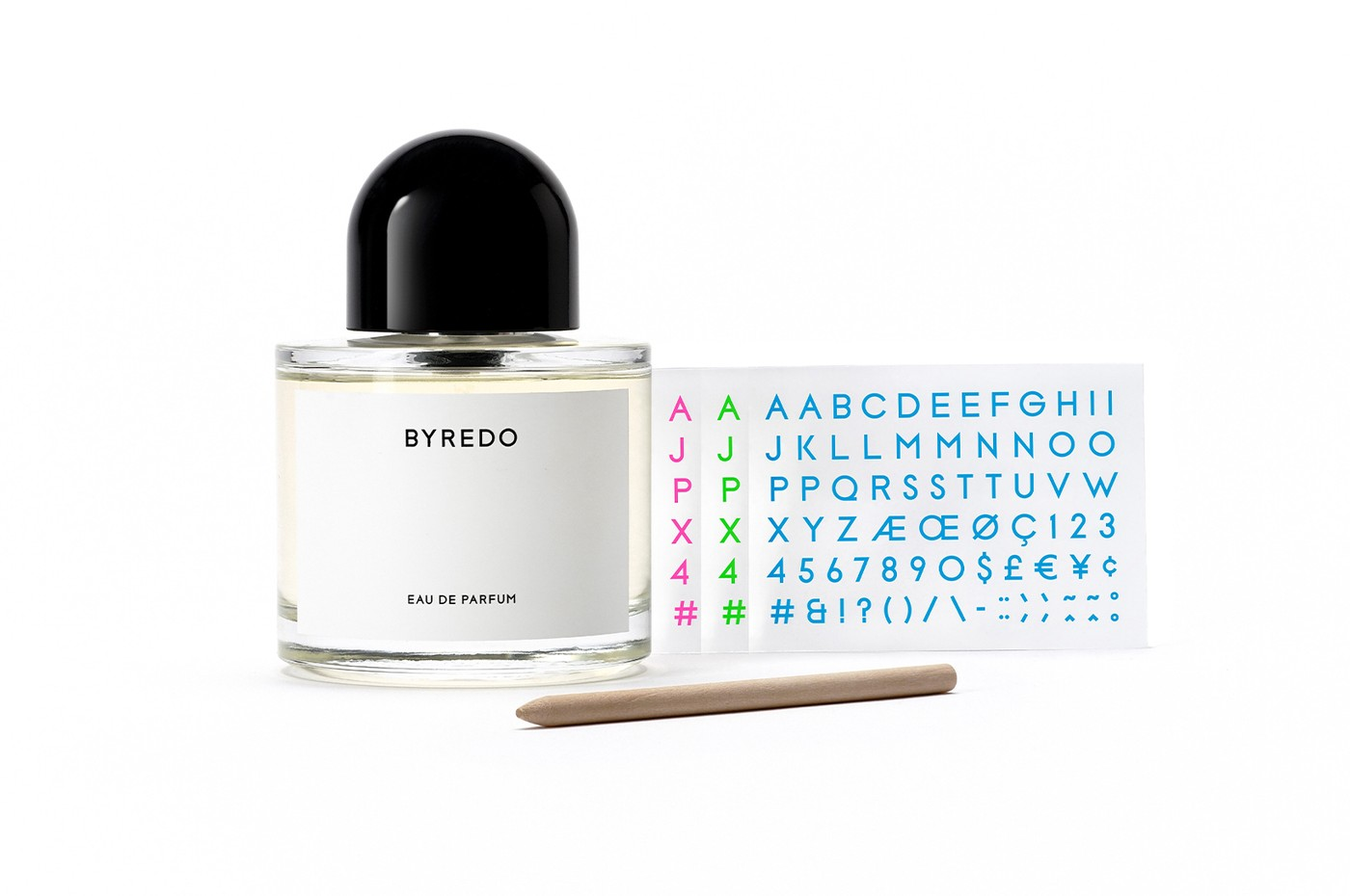 byredo unnamed customizable perfumes fragrances valentines day