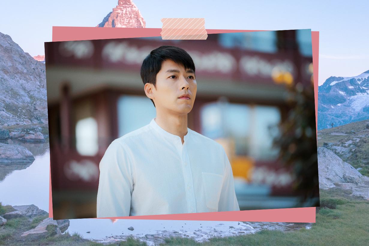Crash Landing On You Hyun Bin Son Ye Jin Ri Jung Hyuk Yoon Se Ri Netflix tvN Drama Korean Drama Love Relationship Love Hints Lesson korean celebrities actors actresses