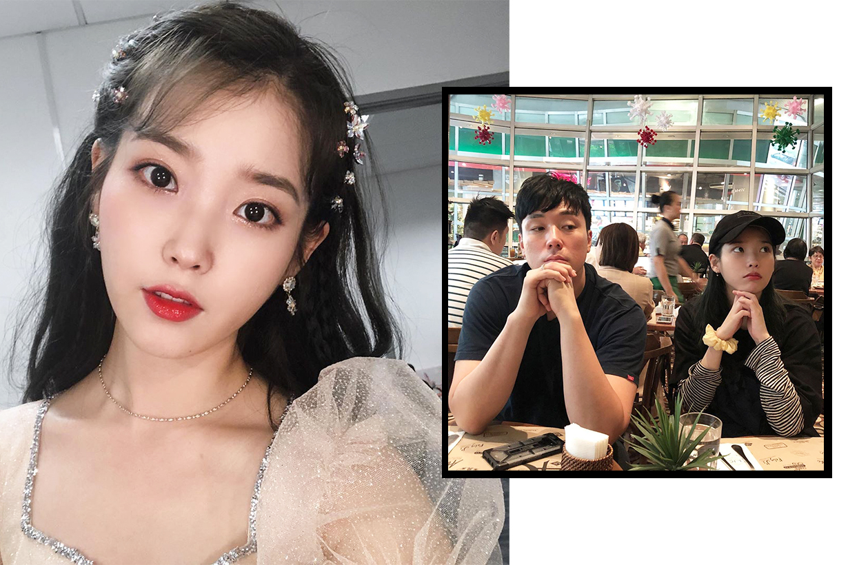 IU Lee Ji Eun Bodyguard 2019 LOVE, POEM concert Last Night Story dancer k pop korean idols celebrities singers