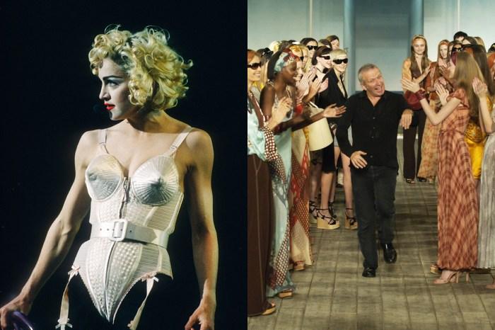 紀念 50 週年的時裝生涯,Jean-Paul Gaultier 卻宣布 SS20 高訂系列是他最後一場秀!