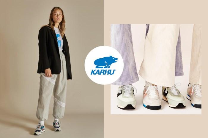低調又好穿:絕不撞款的小眾波鞋,被芬蘭人藏起來的國民品牌 Karhu !