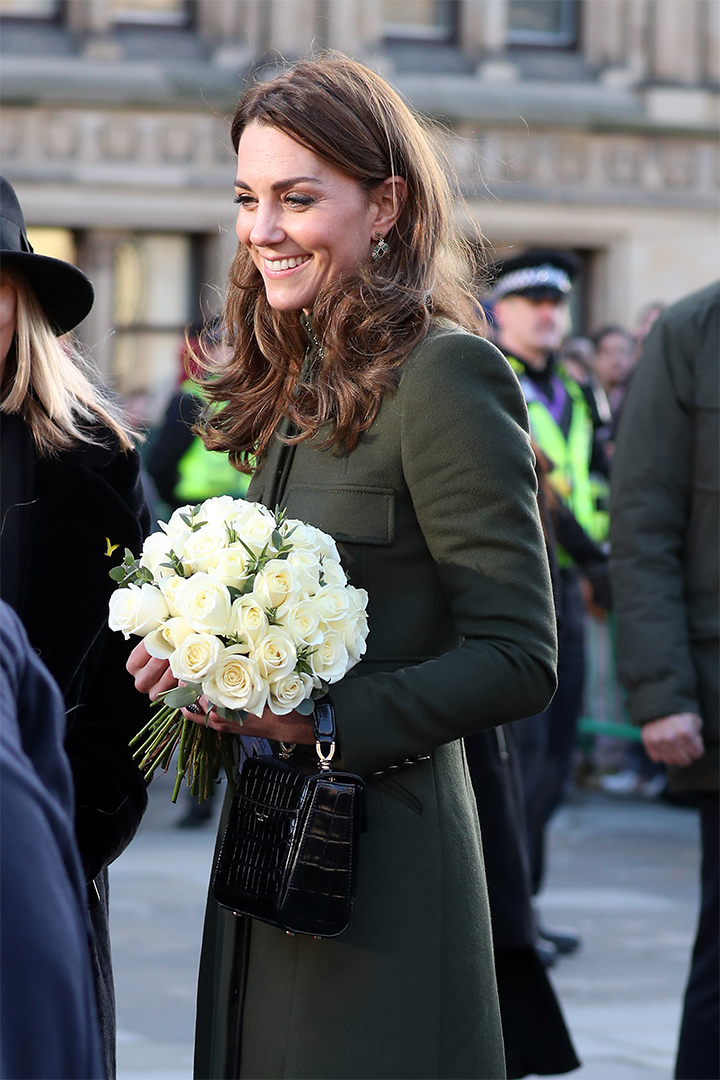 Kate Middleton Just Wore a Dress We Can't Believe She Found in Zara