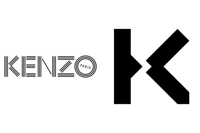 Kenzo 也換上全新 Logo,與之前的感覺截然不同!