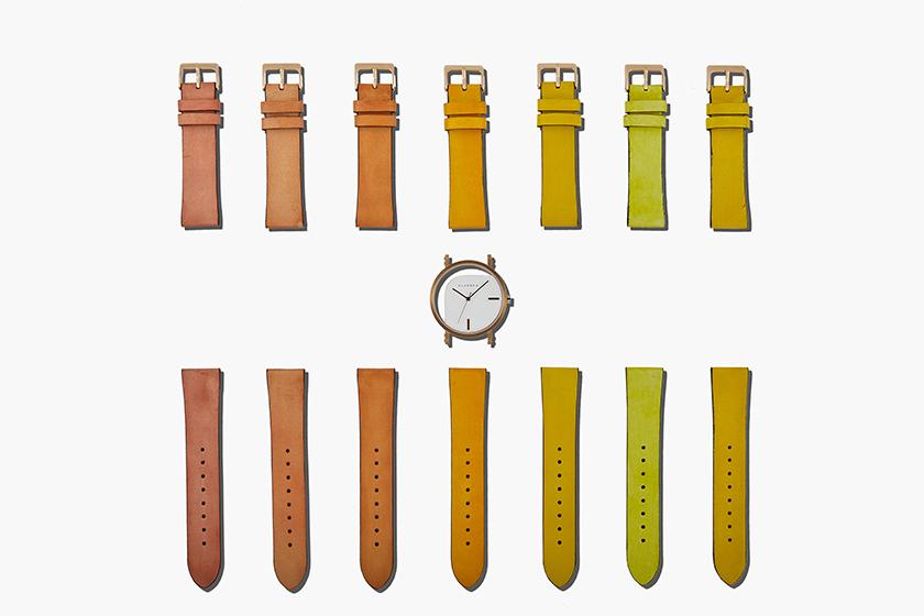 KLASSE14 customized leather straps