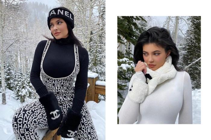 誰說 Kylie Jenner 只會穿名牌?她身上這件 COS 裙子可能你也有!
