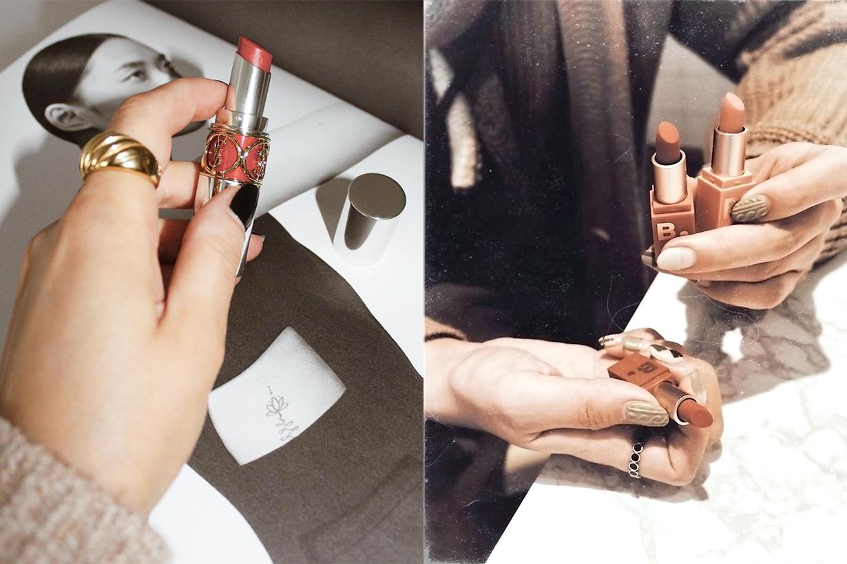 Lipstick recommendation POPBEE Editors Pick shu uemura Dior Addict Lip Glow  Excel  GLAZE BALM LIP b by banila Banila Co. makeup cosmetics
