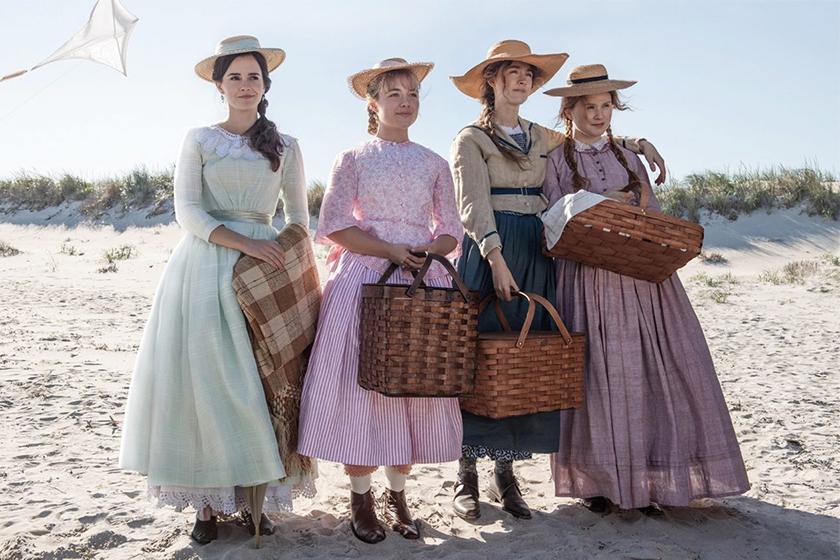 little women Greta Gerwig movie review feminism Saoirse Ronan  Timothée Chalamet Emma Watson Florence Pugh