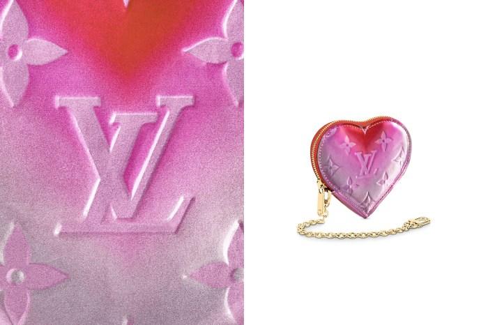 情人節還沒到,Louis Vuitton 這款愛心零錢包已經賣到缺貨!