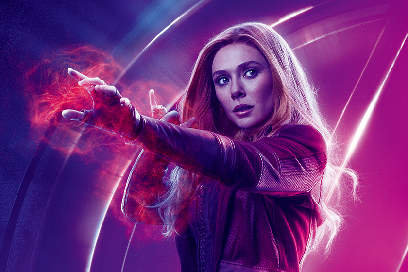 marvel kevin feige avengers endgame most powerful character Scarlet Witch