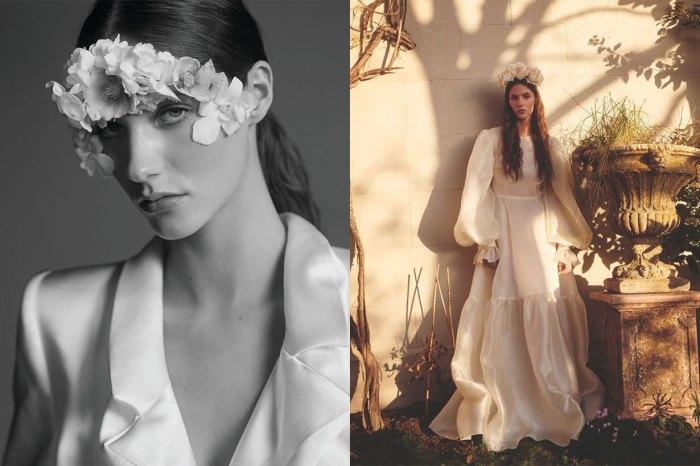 Matches Fashion 推出婚禮主題系列,講究品味的新娘又多一個選擇!