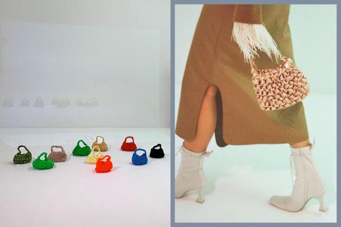 小眾鞋履品牌的隱藏版熱賣手袋,推出一年仍詢問度滿分!