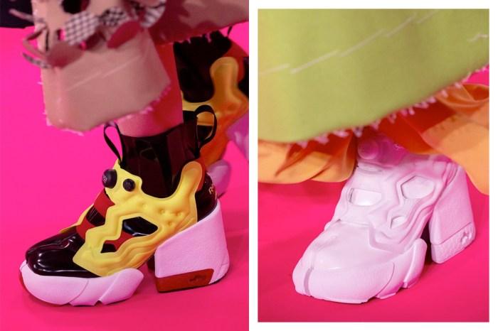 Maison Margiela 高訂秀上的驚喜,攜手 Reebok 打造經典分趾波鞋!