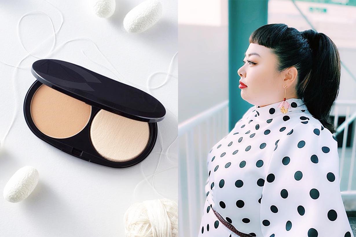 Naomi Watanabe Cefine SILK WET POWDER Japanese Cosmetics Makeup Japanese Celebrities Makeup Tips