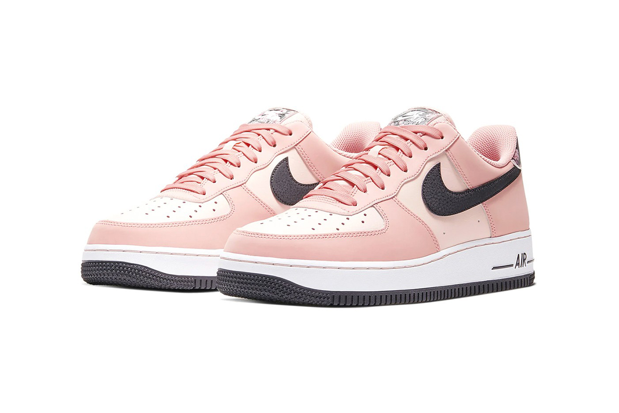 NIKE DROPS A LIMITED-EDITION AIR FORCE 1 '07 FEATURING PINK JAPANESE CHERRY BLOSSOM DETAILS