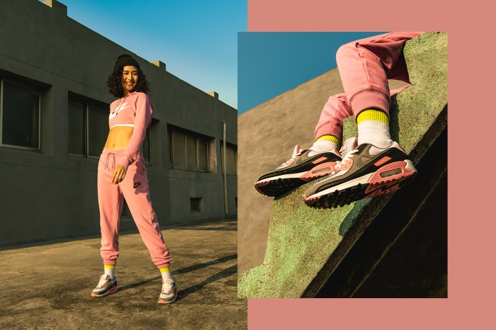 Nike 推出新款 Air Max 90,還找來 9m88 成為新一代廣告女郎!