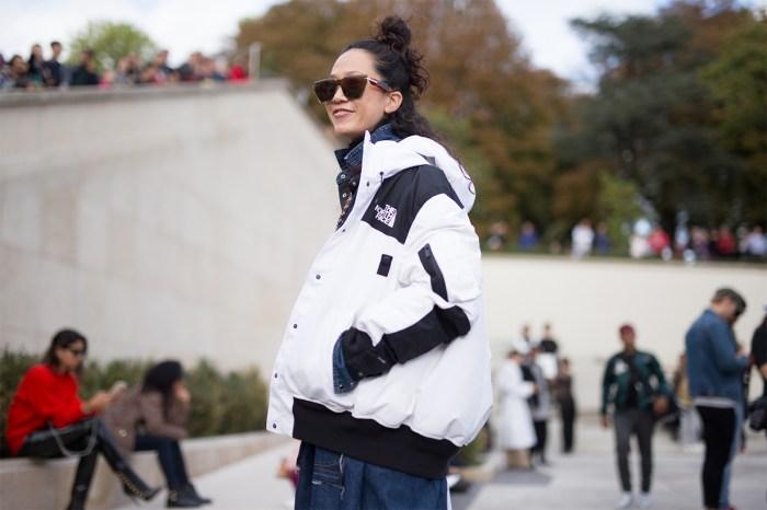 機能性外套比你想像中潮!The North Face 原來是名模與日本女生的近期最愛!
