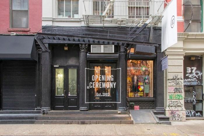 首間店舖將走入歷史:Opening Ceremony 全數關店,卻是品牌重要的下一步?