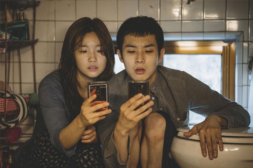 PARASITE hbo mini drama