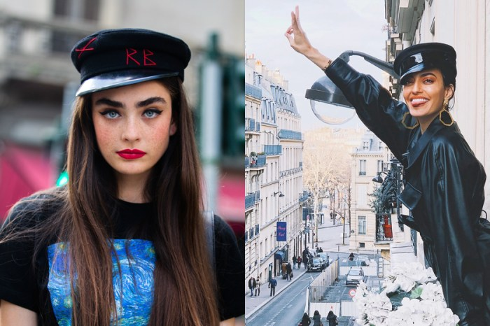 紅了兩年從未止住:讓歐美女生都愛不釋手,寫著「RB.」的報童帽為何能造成風潮?