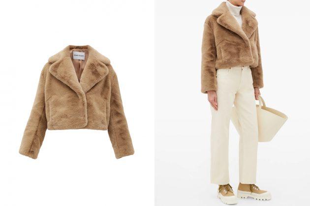 krystal stand studio coat fur where buy
