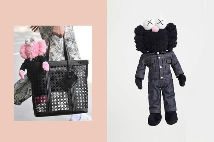 史上最貴:Dior x Kaws 限量玩偶再次出售,不過這個驚人的價格你能接受嗎?