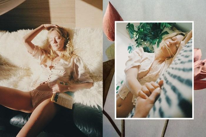 打開巴黎女人的夢幻衣櫃,法國品牌 Rouje 首次推出復古典雅的睡衣系列!