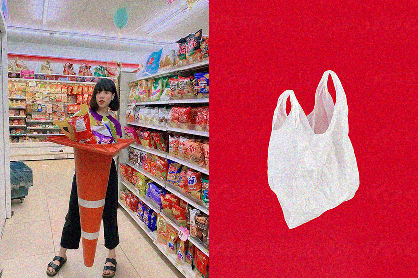 thailand banned plastic bags people getting creative climate change trend