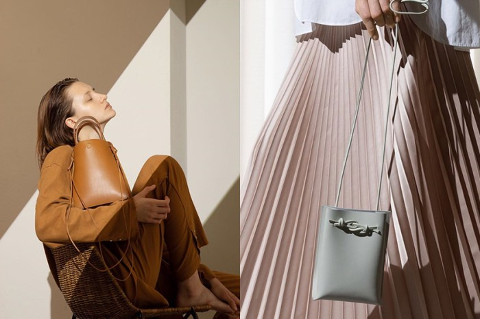 隨意的率性:來自日本的小眾手袋品牌,簡約摩登設計讓你一週七天都揹它!