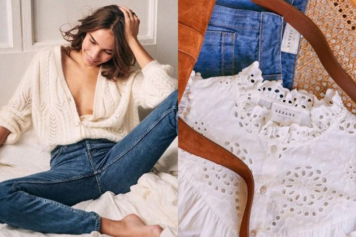 法國小眾品牌推出牛仔褲系列,光是這個理由已經要入手!