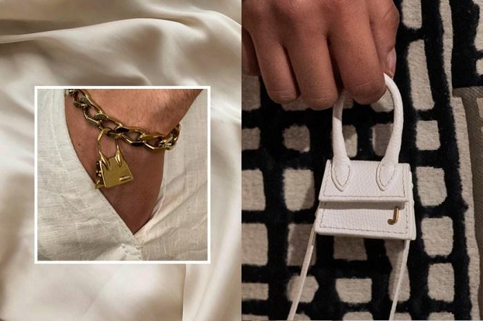 極簡變奏版:當 Jacquemus 最受歡迎 It Bag 變為項鍊和耳環,你會願意買單嗎?