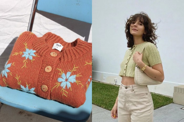 最高質時尚的針織衫非它莫屬!連 BLACKPINK Rosé 亦是這小眾品牌的粉絲