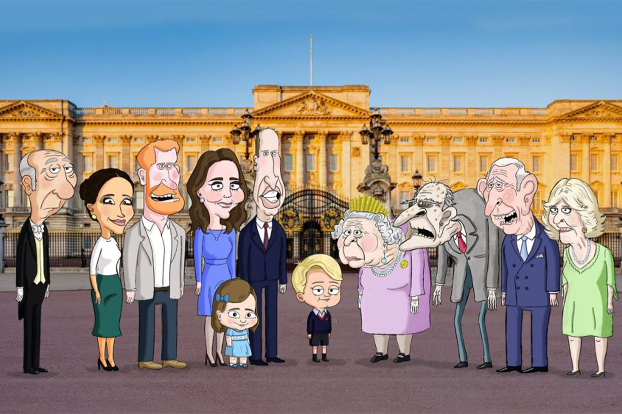 'The Prince': Animated Series About The Royal Family Is Coming To HBO