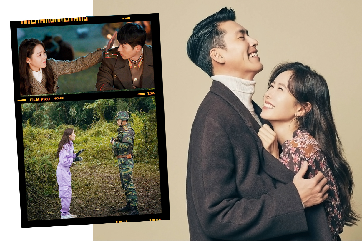 Crash Landing on You Hyun Bin Son Ye Jin Netflix tvN Drama Korean Drama Korean Celebrities actors actresses celebrities couples love marriage
