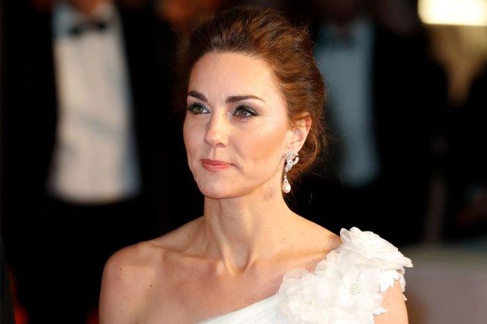 這次頒獎禮的 Dress Code,是凱特王妃發揮的好機會!