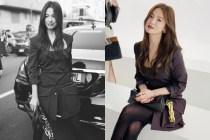 #MFW:宋慧喬現身米蘭時裝週!游刃有餘的女人味,一件 BV 小洋裝+雲朵包便已足夠