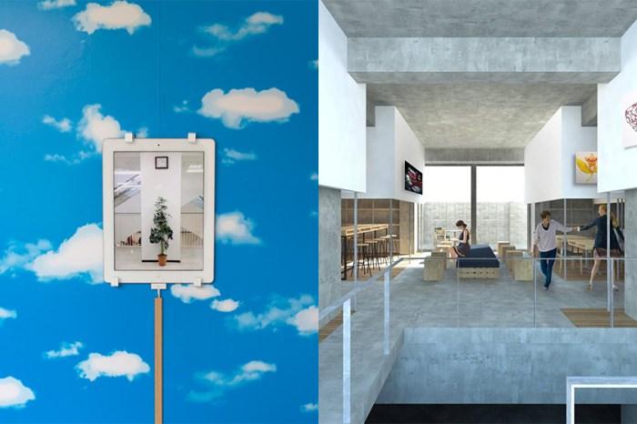 與藝術家共居的雙層公寓:位在京都的新型態旅店「KaganHotel」文青女生必要造訪!