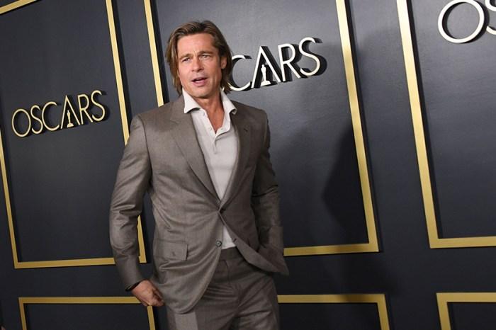 Brad Pitt 再度獲最佳男配角,大膽吐槽英國皇室的幽默感言更是讓全場哄堂大笑!