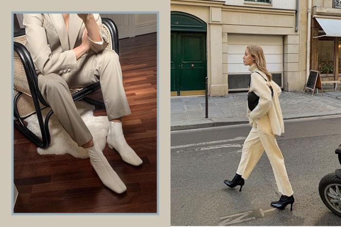 無論何種季節都必備的鞋款:換來換去的足上造型中,還是這款靴子最為實搭!