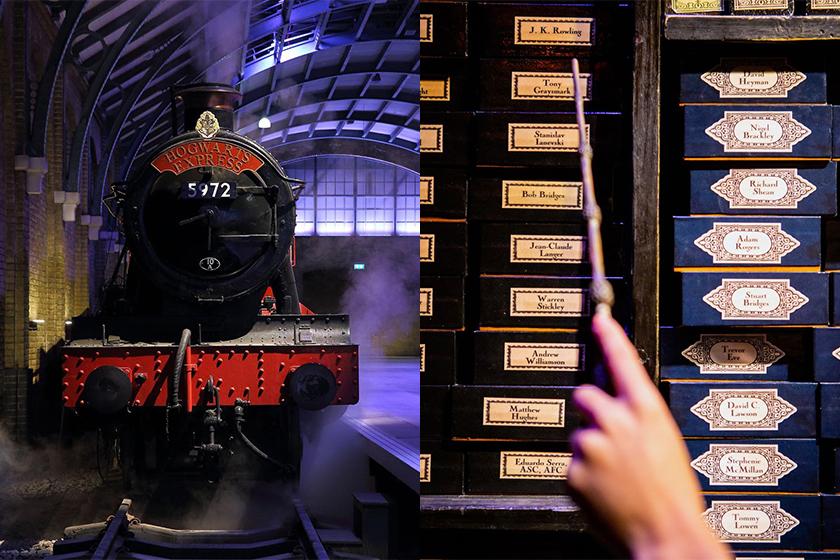 Harry Potter Amusement Park Japan Tokyo
