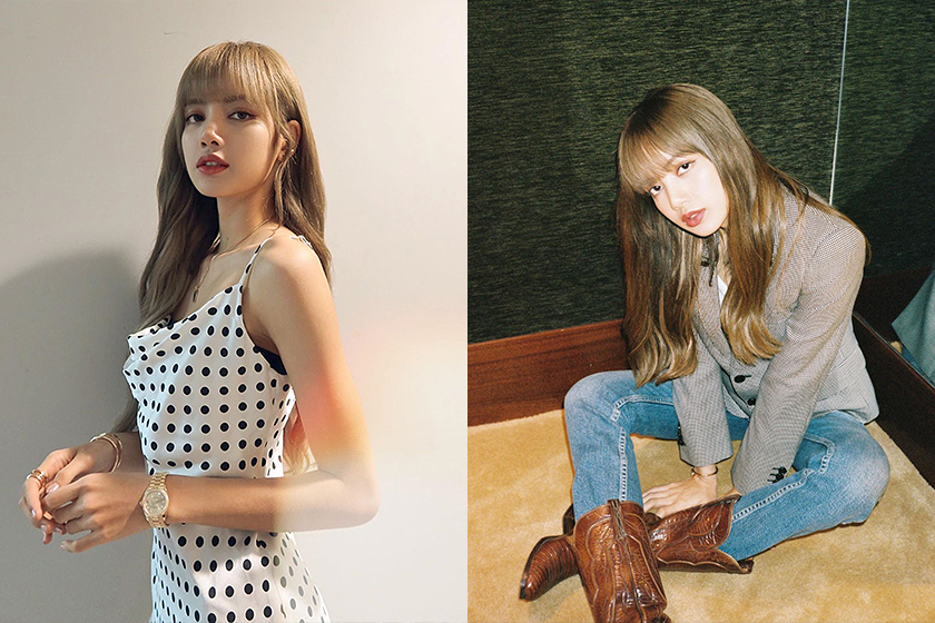 BLACKPINK Lisa Own Fashion brand